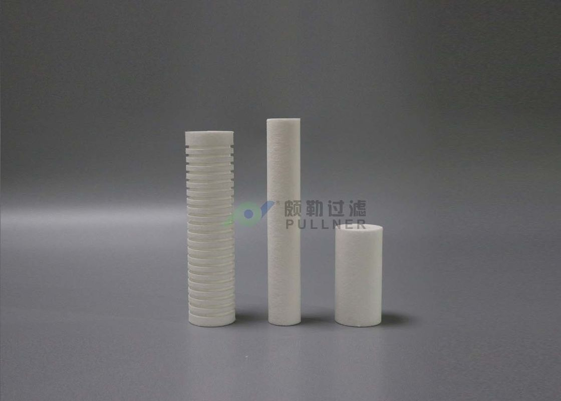 5 Micron Melt Blown Filter Cartridges PP ID 28mm 30mm Pharmaceutical